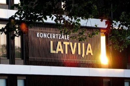 "Koncertzāle ""Latvija"""