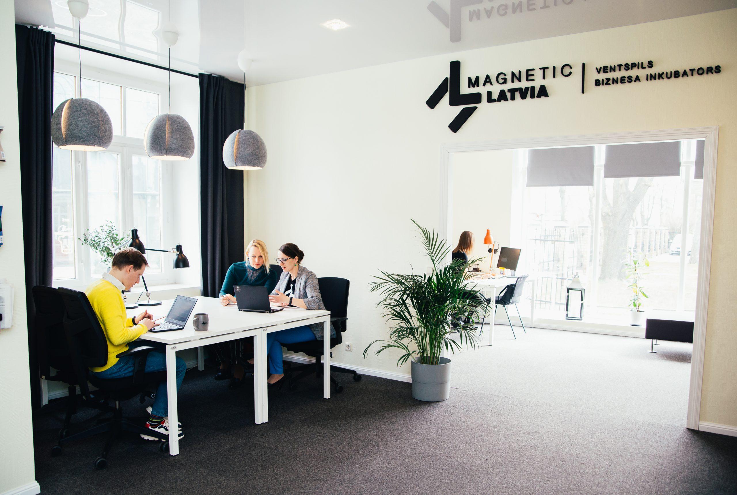 Piesakies LIAA Ventspils biznesa inkubatora atbalsta programmām
